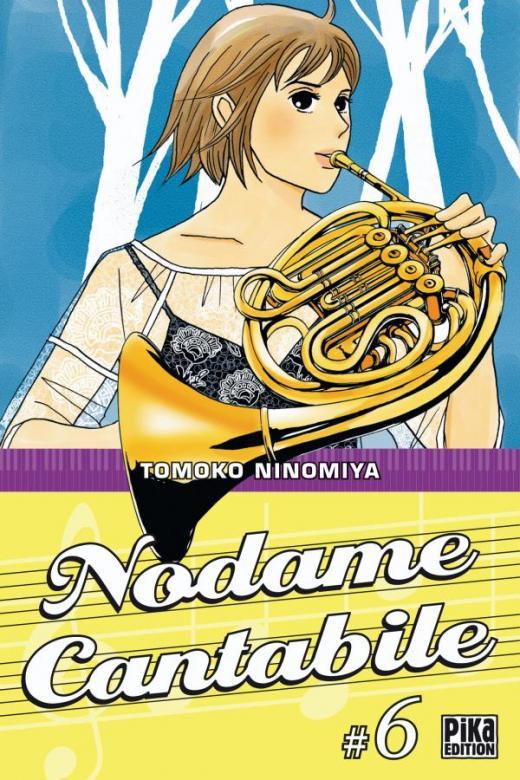 Nodame Cantabile T06