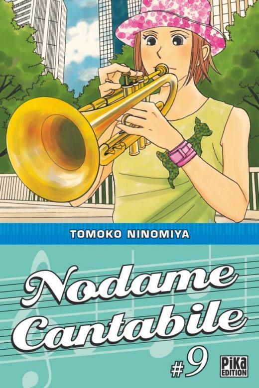 Nodame Cantabile T09