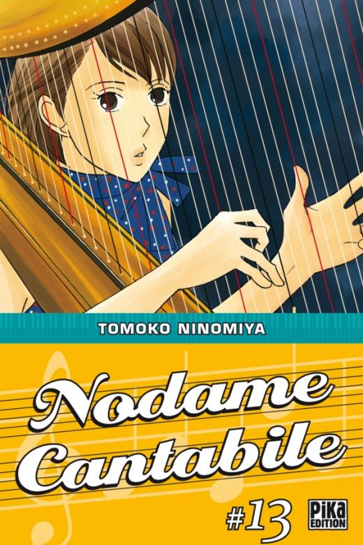 Nodame Cantabile T13