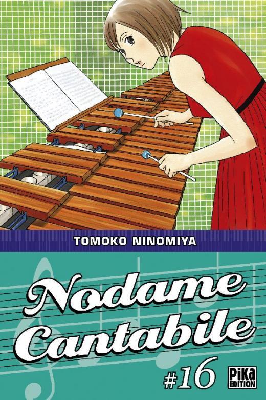 Nodame Cantabile T16
