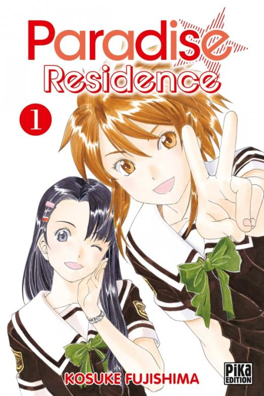 Paradise Residence T01
