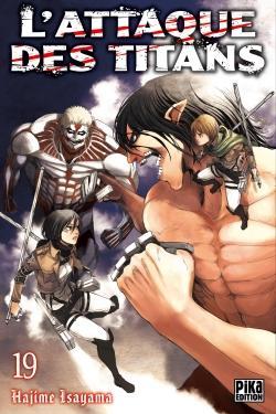L'Attaque des Titans T19