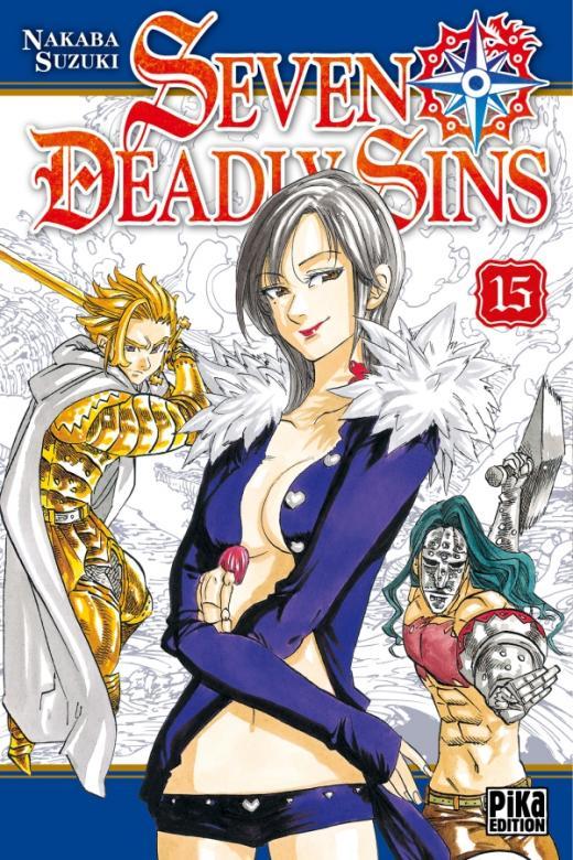 Seven Deadly Sins T15