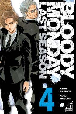 Bloody Monday Saison 3 T04