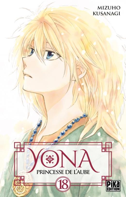 Yona, Princesse de l'Aube T18