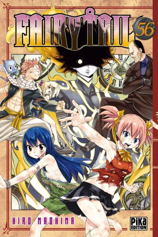 Fairy Tail T56