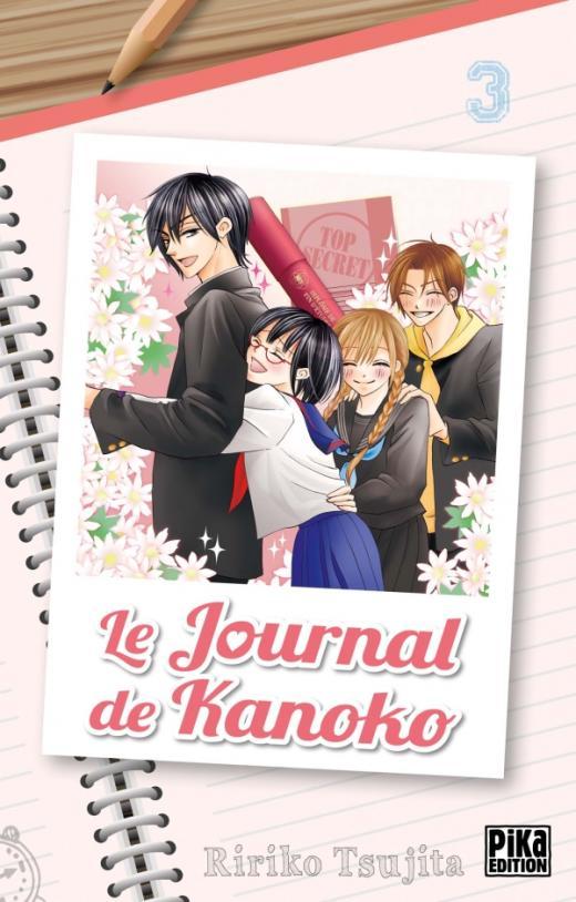 Le journal de Kanoko T03