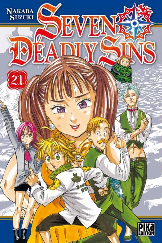 Seven Deadly Sins T21