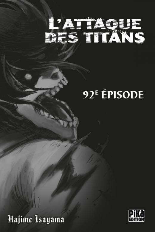 L'Attaque des Titans Chapitre 92