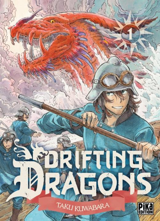 Drifting Dragons T01