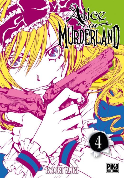 Alice in Murderland T04