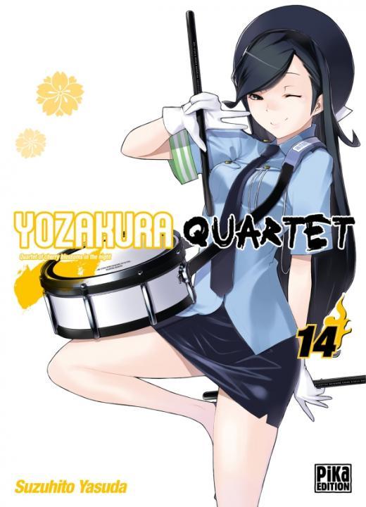 Yozakura Quartet T14