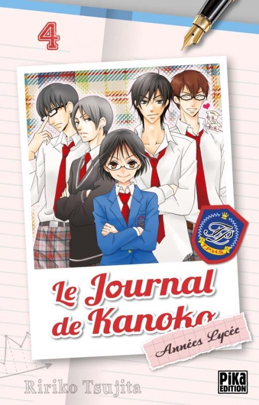 Le journal de Kanoko - Années lycée T04