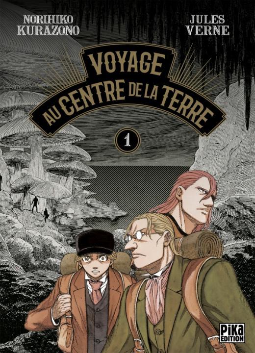 Voyage au Centre de la Terre T01
