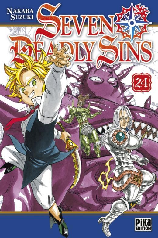 Seven Deadly Sins T24