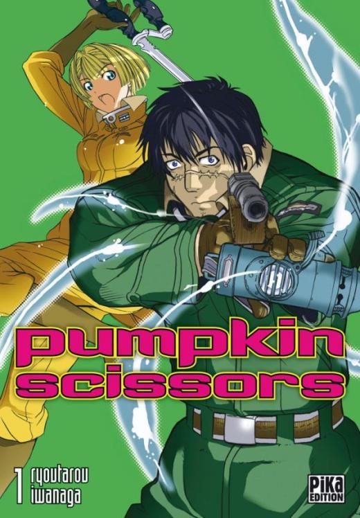 Pumpkin Scissors T01