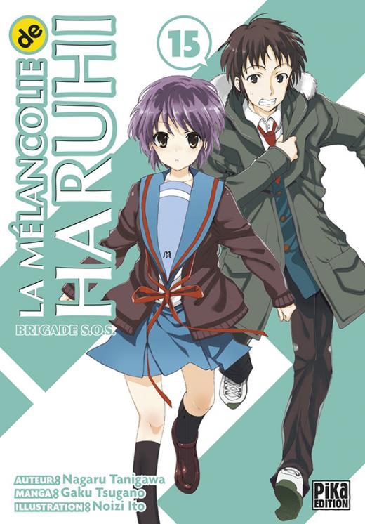 La Mélancolie de Haruhi T15
