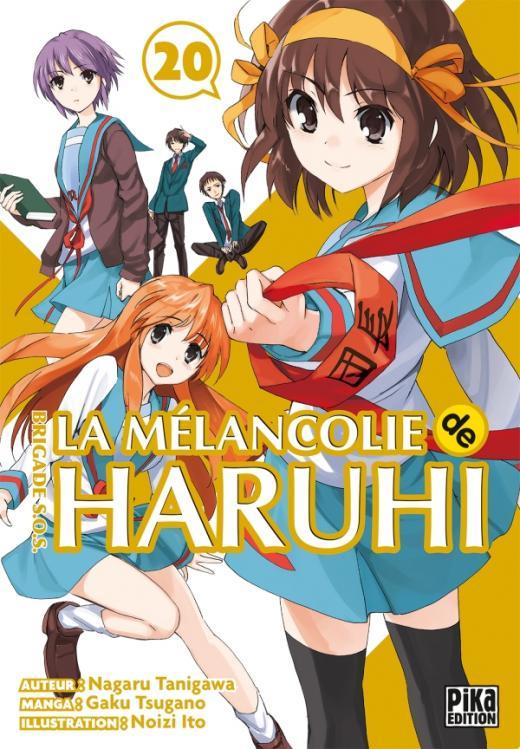 La Mélancolie de Haruhi T20