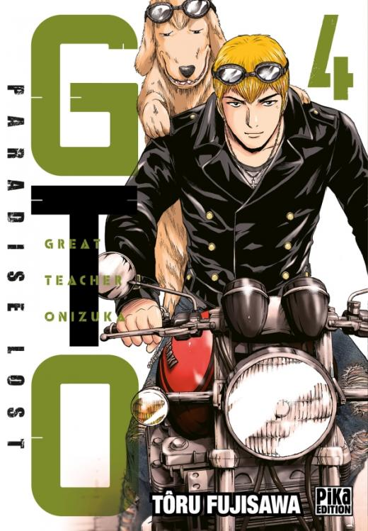 GTO Paradise Lost T04