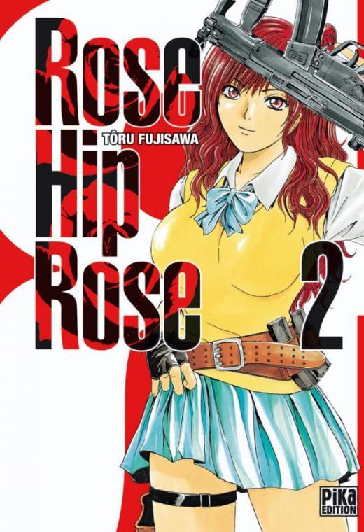 Rose Hip Rose T02