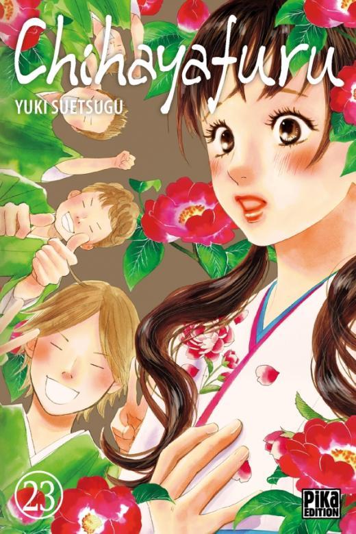 Chihayafuru T23