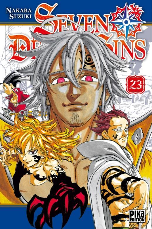 Seven Deadly Sins T23