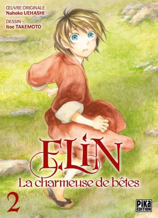 Elin, la charmeuse de bêtes T02