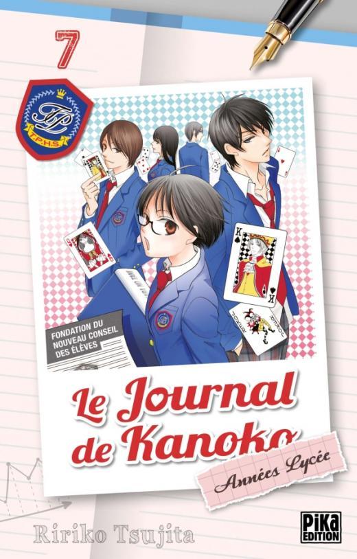 Le journal de Kanoko - Années lycée T07