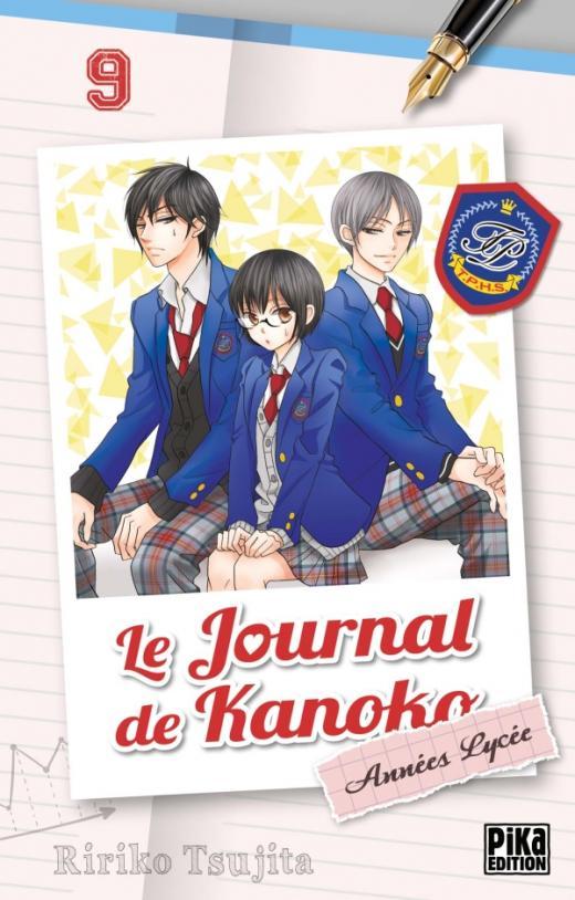 Le journal de Kanoko - Années lycée T09
