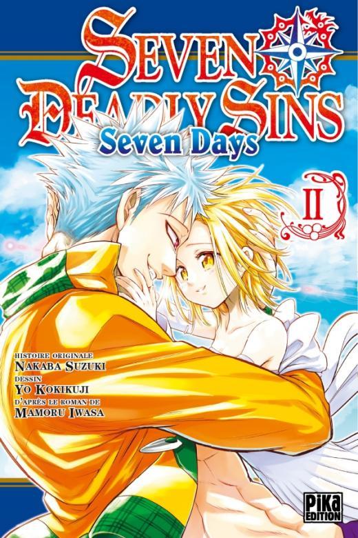 Seven Deadly Sins - Seven Days T02