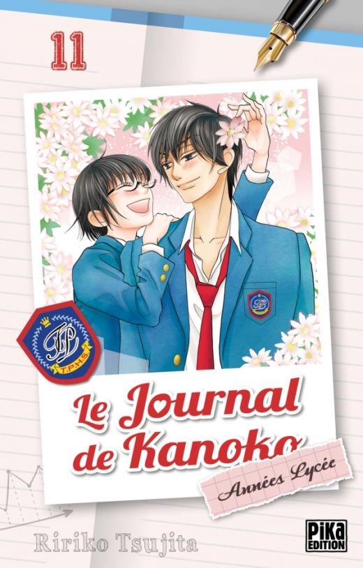 Le journal de Kanoko - Années lycée T11