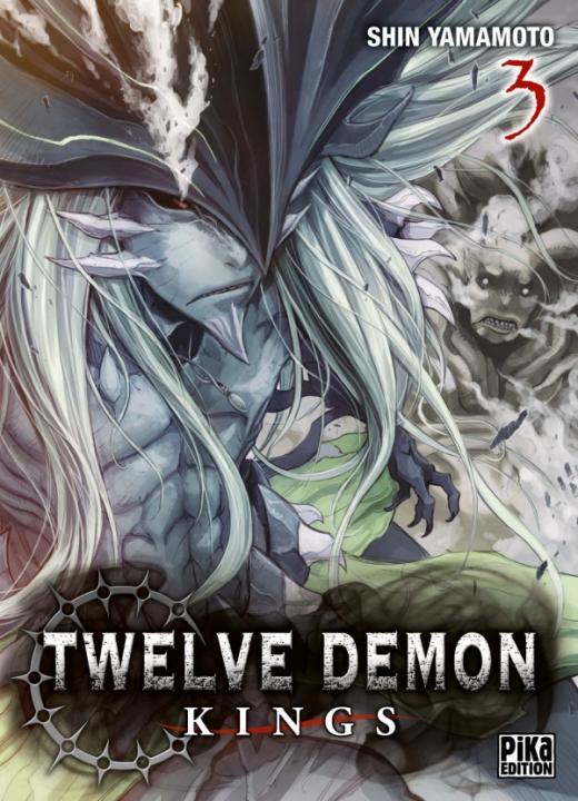 Twelve Demon Kings T03