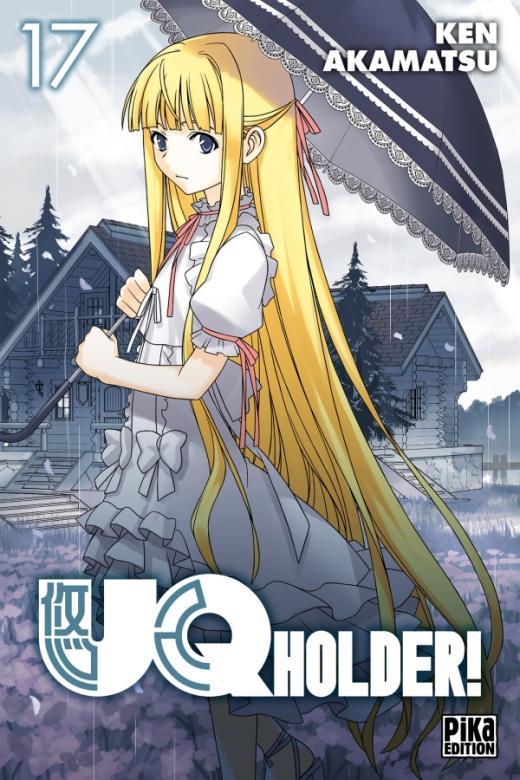 UQ Holder! T17