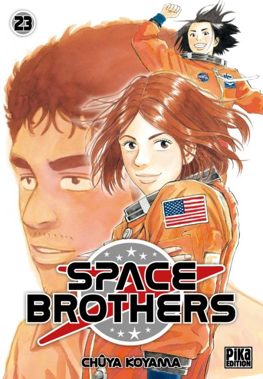 Space Brothers T23