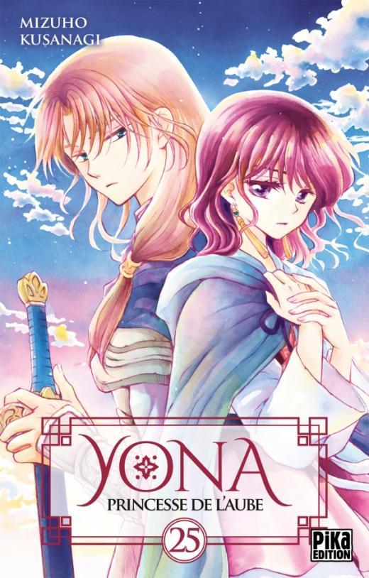 Yona, Princesse de l'Aube T25