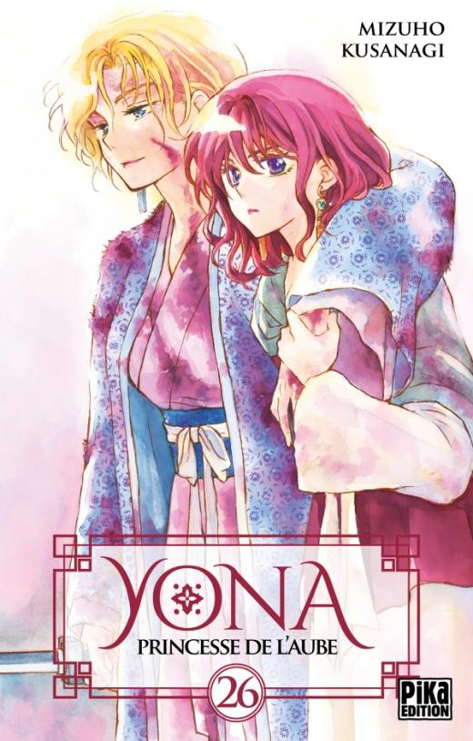 Yona, Princesse de l'Aube T26