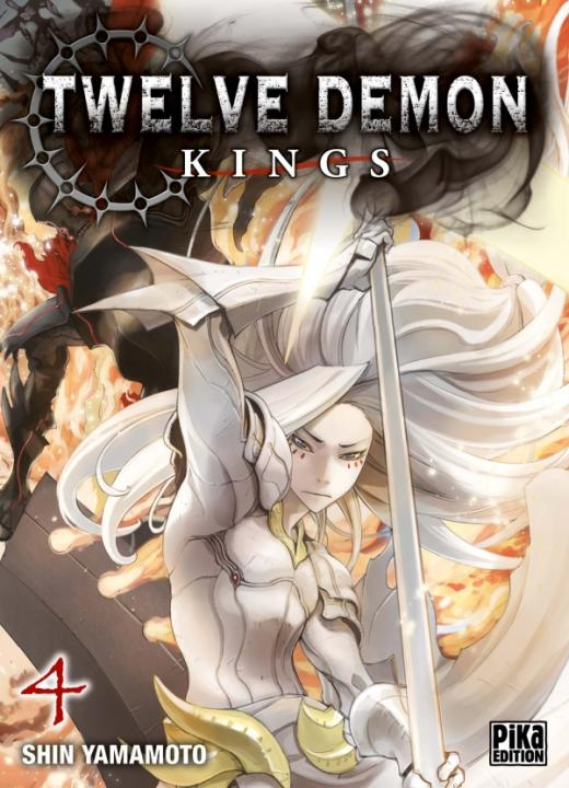 Twelve Demon Kings T04