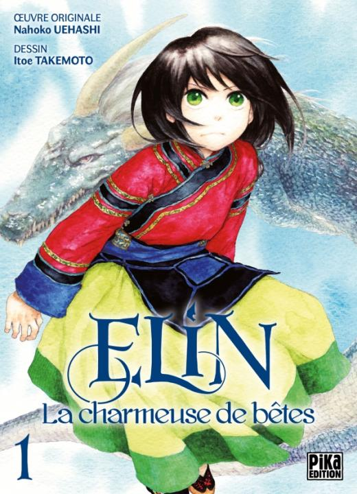 Elin, la charmeuse de bêtes T01