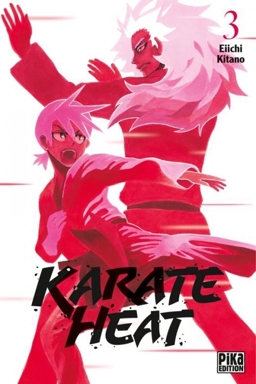 Karate Heat T03