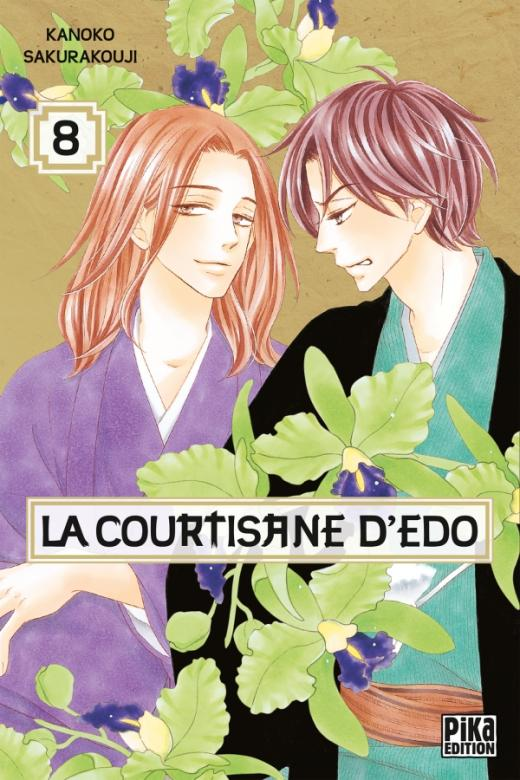 La courtisane d'Edo T08