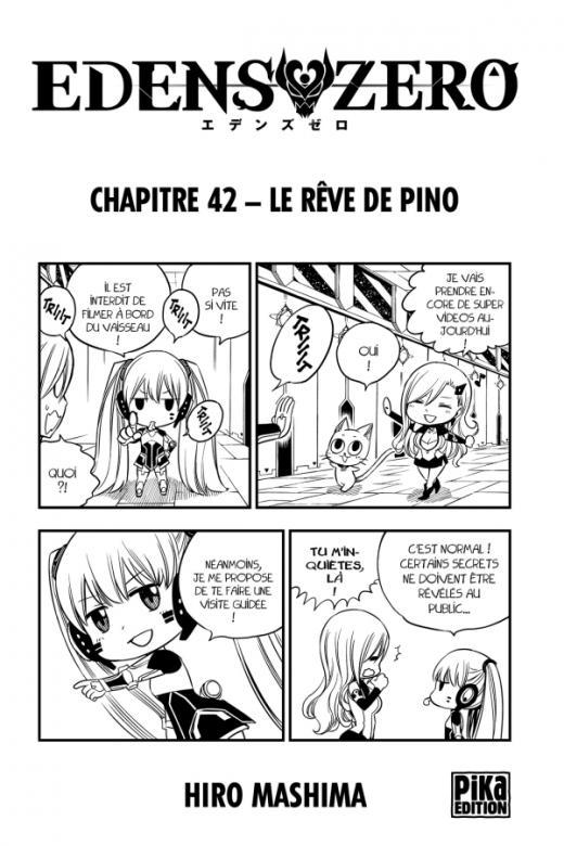 Edens Zero Chapitre 042