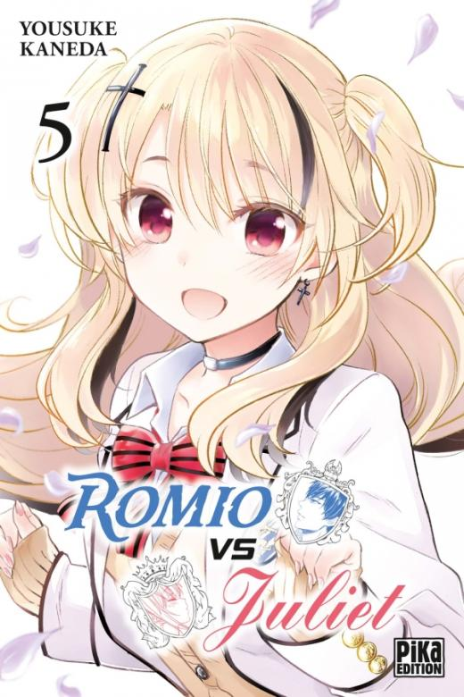 Romio vs Juliet T05