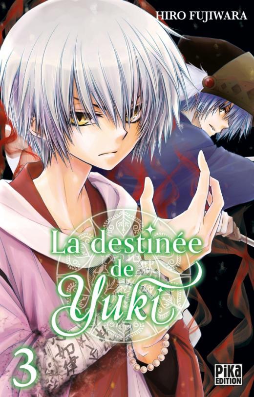 La destinée de Yuki T03