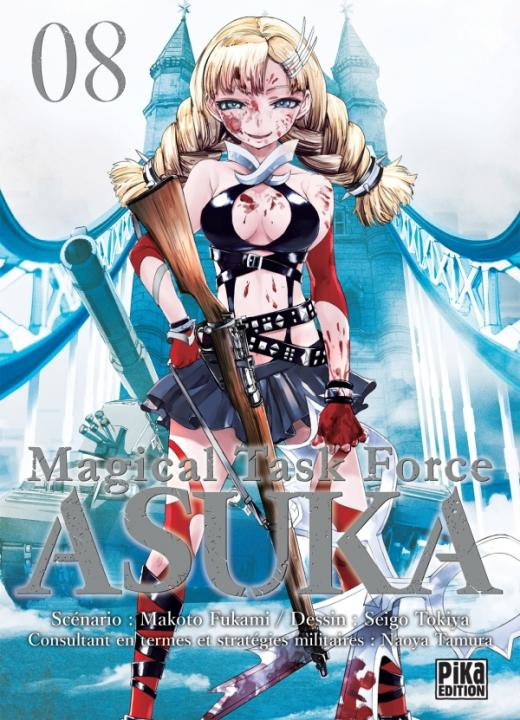 Magical Task Force Asuka T08