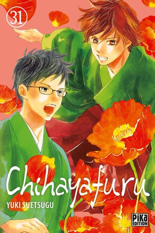 Chihayafuru T31