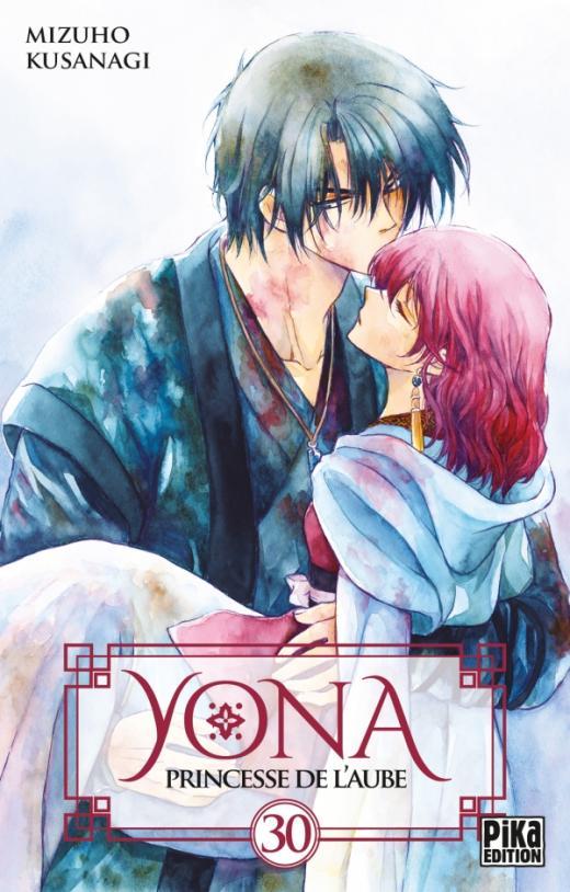Yona, Princesse de l'Aube T30