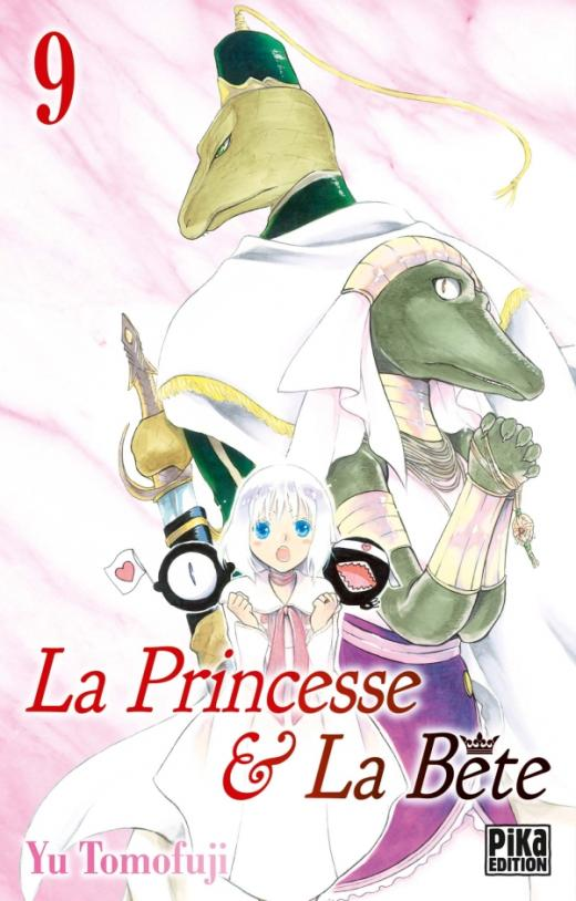 La Princesse et la Bête T09