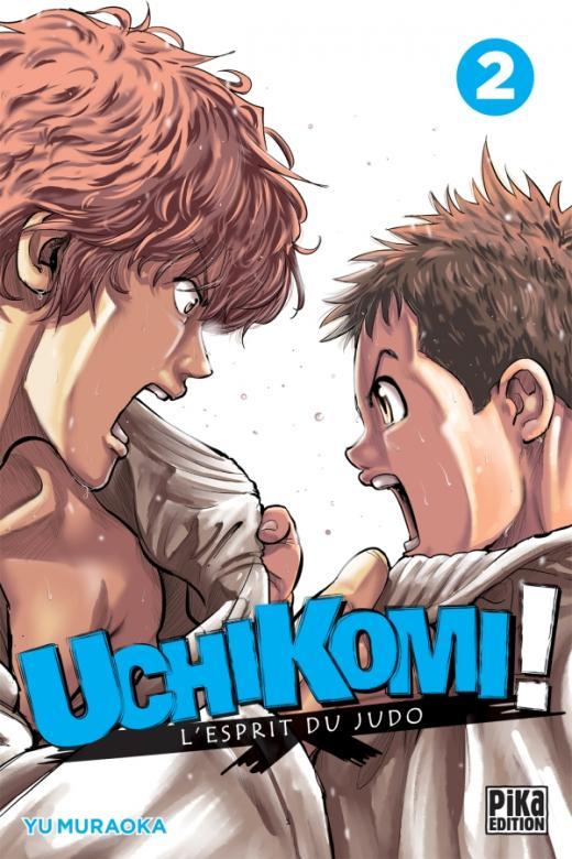 Uchikomi - L'esprit du judo T02