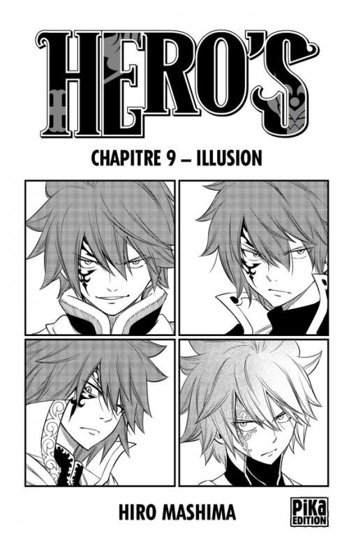 Hero's Chapitre 9