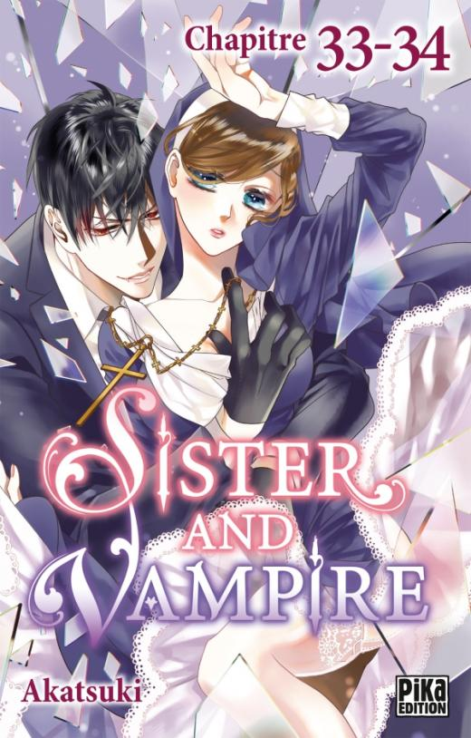 Sister and Vampire chapitre 33-34